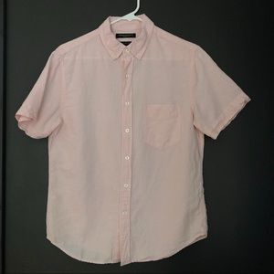 Banana Republic Slim Fit Linen Shirt